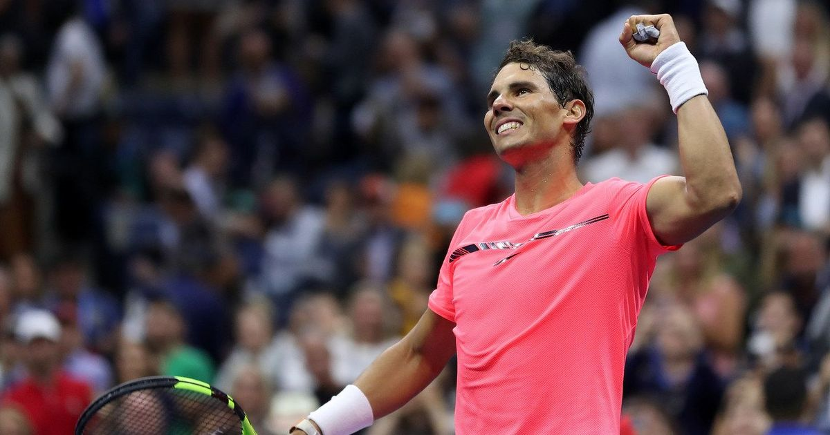 Rafael Nadal schools Andrey Rublev to reach US Open semi-finals