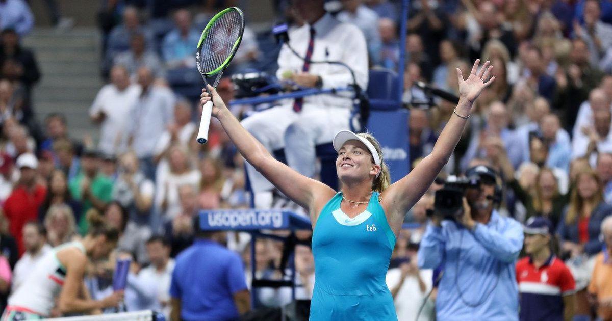 Coco Vandeweghe upsets Pliskova to set all-American semi-final against Madison Keys