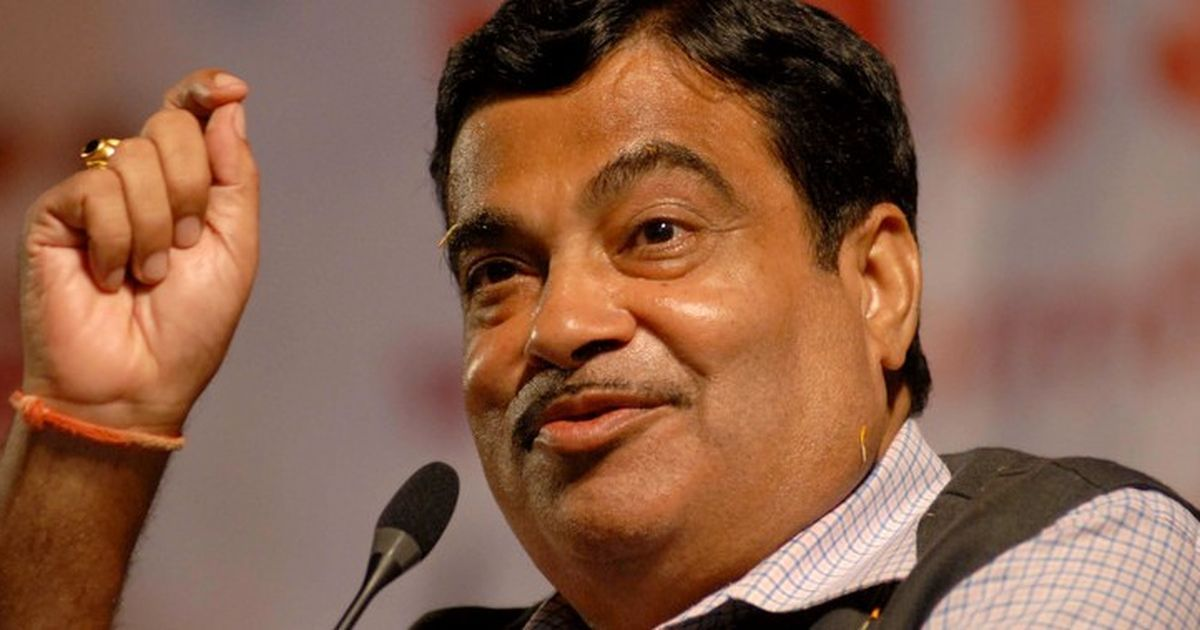 Switch to alternative fuel or your cars will be bulldozed,  Nitin Gadkari tells automakers