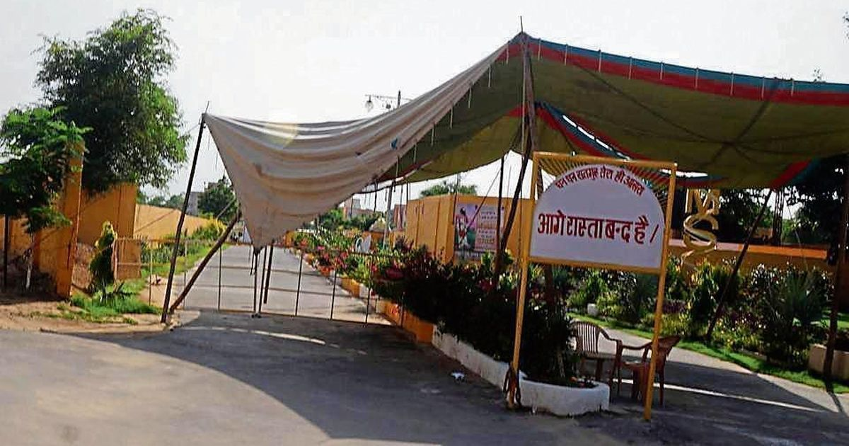 Haryana: Mobile internet services suspended as search begins at Dera Sacha Sauda headquarters