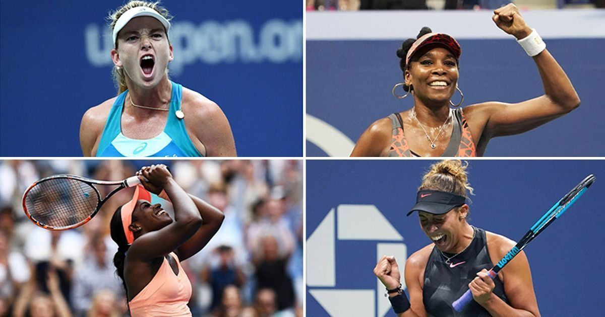 The American resurgence at the US Open couldn't have come at a better time for women's tennis