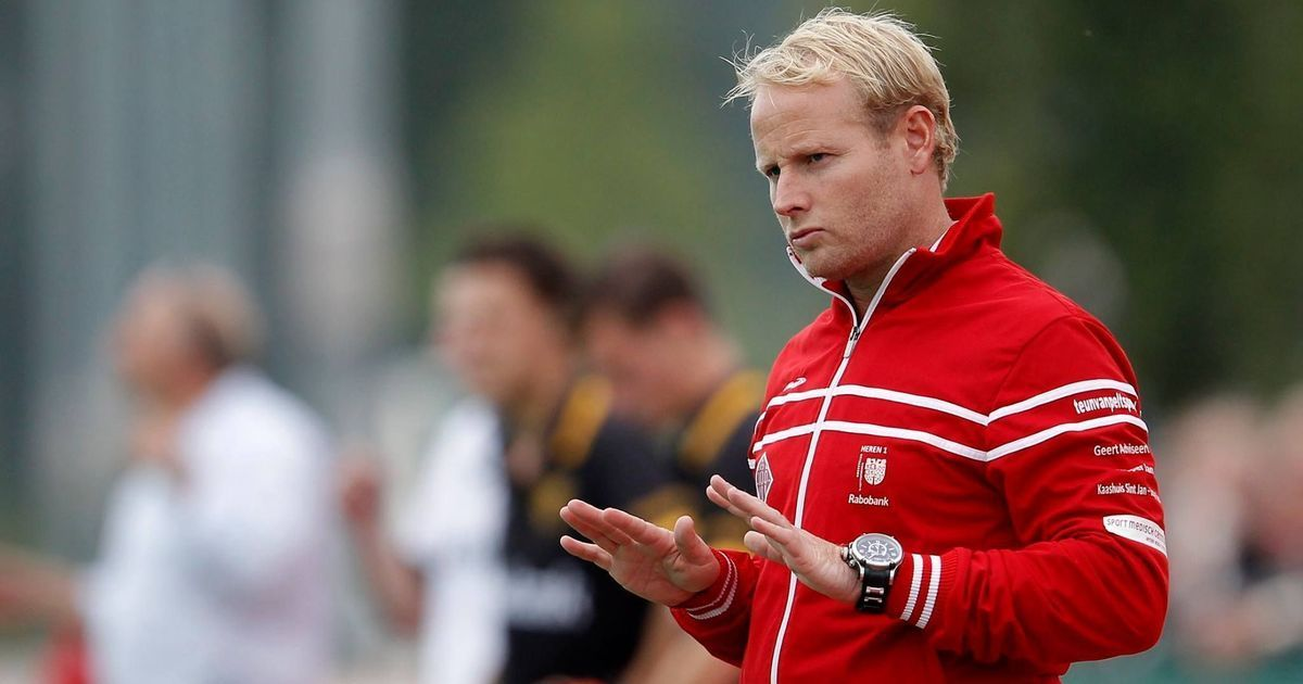 All you need to know about Sjoerd Marijne, the new coach of the Indian men's hockey team