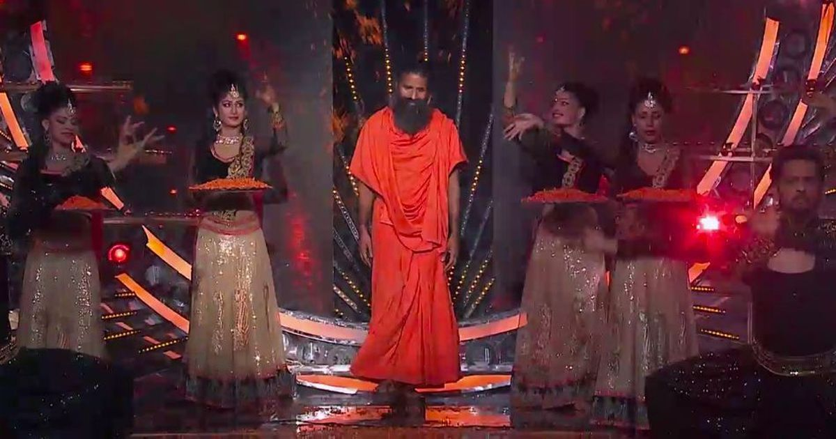 'Bhajan cool': Two words for talent show 'Om Shanti Om' judged by Baba Ramdev