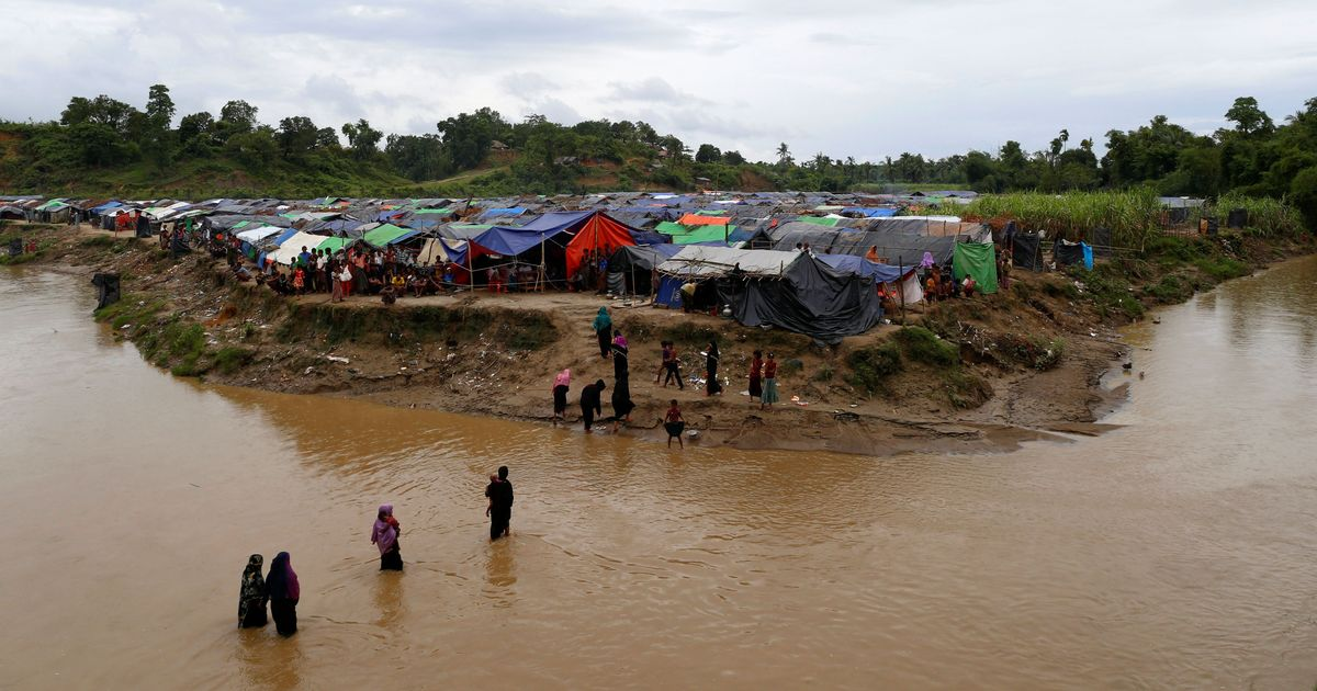 Rohingya Muslim insurgents declare ceasefire to allow aid distribution in Myanmar's Rakhine