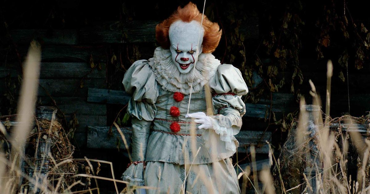 Horror movie 'It' has a frightfully good opening weekend