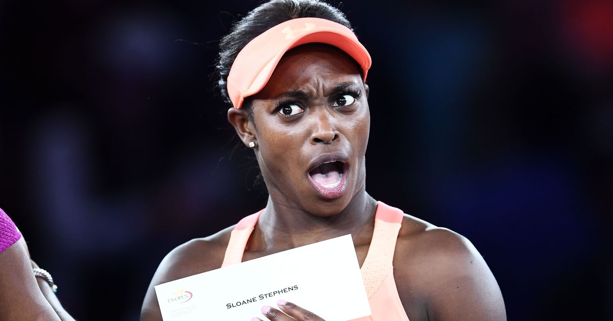'Did you see that cheque', 'Don't want to look like I'm gonna be his boyfriend': US Open in quotes