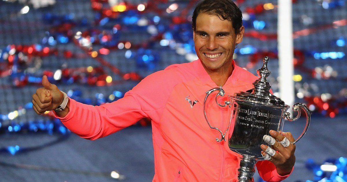 'Best Spanish athlete in history': Twitter celebrates Rafael Nadal's incredible US Open triumph