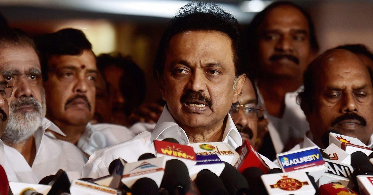 Madras HC to hear DMK leader MK Stalin's plea on floor test in Tamil Nadu Assembly on October 10