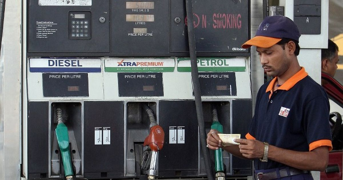 Fuel rates rise in four metros, petrol price touches Rs 80 in Mumbai