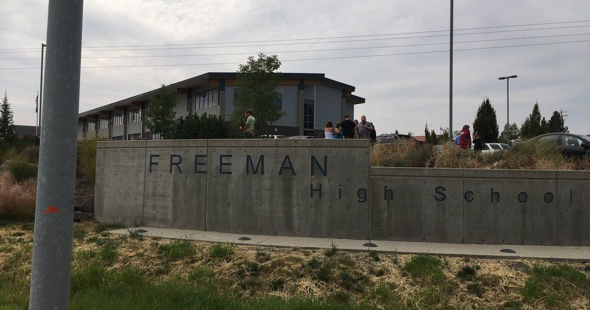 Washington: One killed after student opens fire at school, shooter held in juvenile detention cell