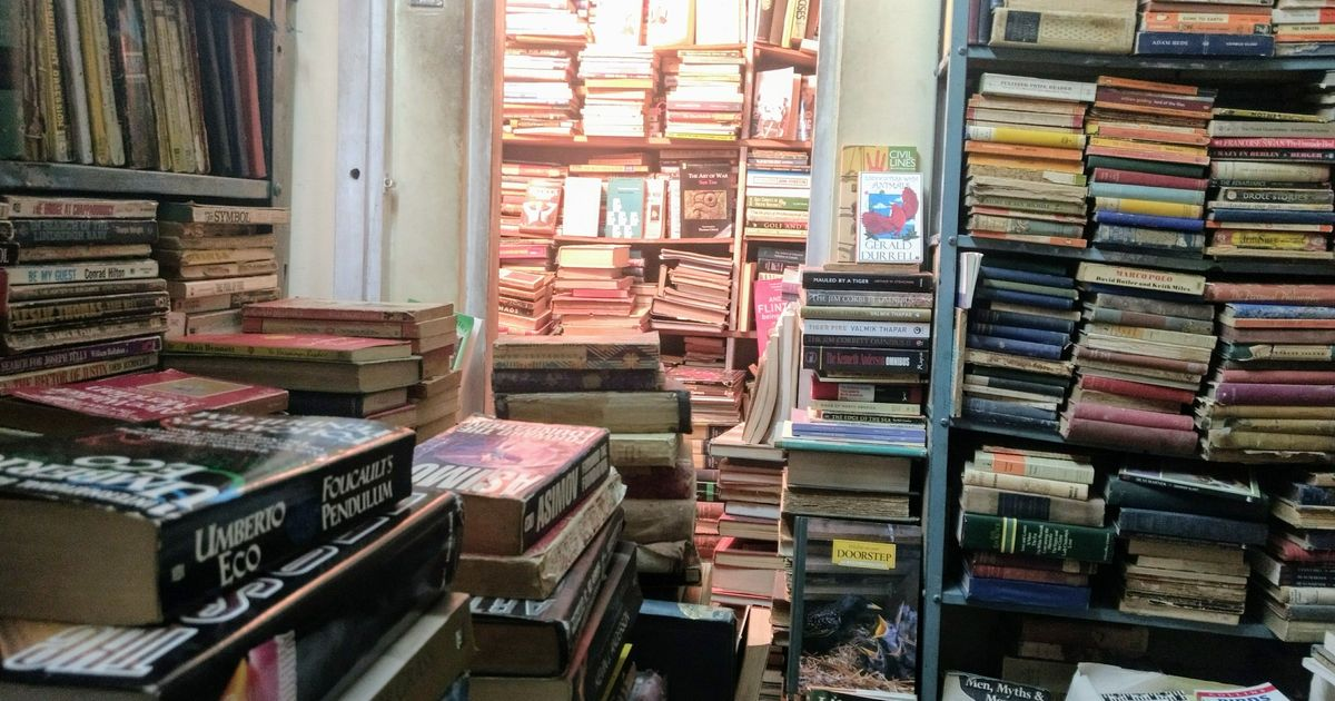 What Three Second Hand Bookshops On The Same Street Say About Bengaluru S Reading Culture