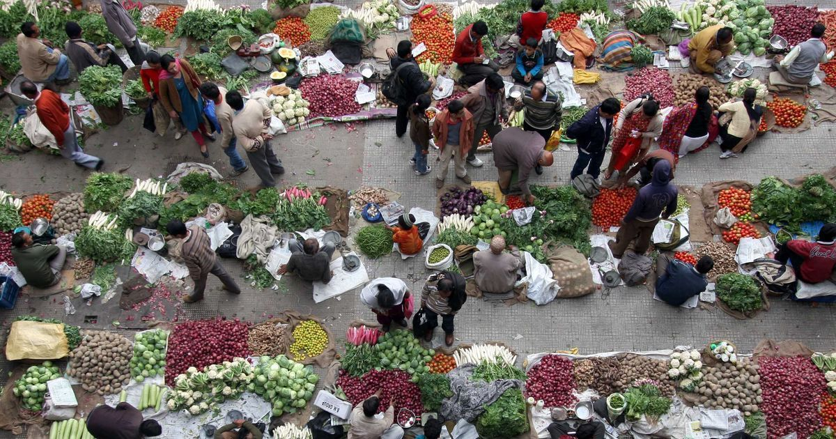 India's wholesale inflation touched four-month high of 3.24% in August