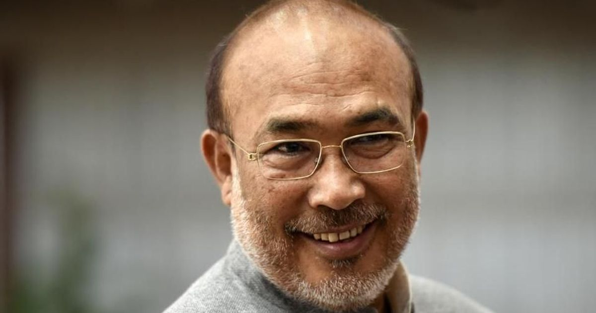 We will take all indigenous people along, in hills or plains: Manipur Chief Minister N Biren Singh