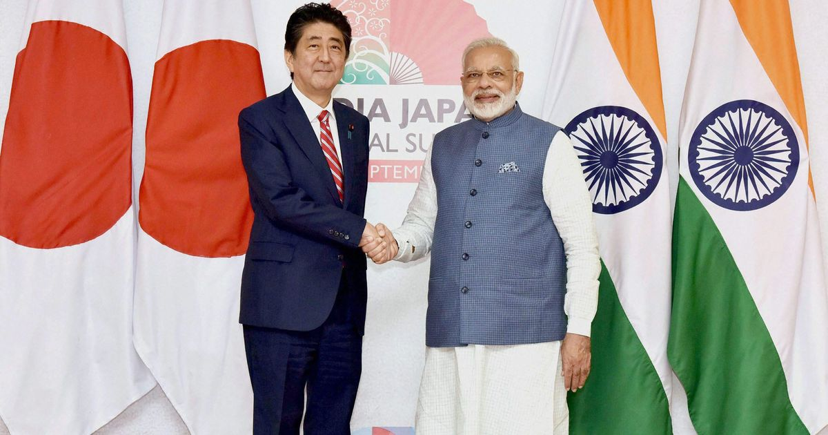 Bullet train project is PM Modi's dream, not that of the common man, says Shiv Sena
