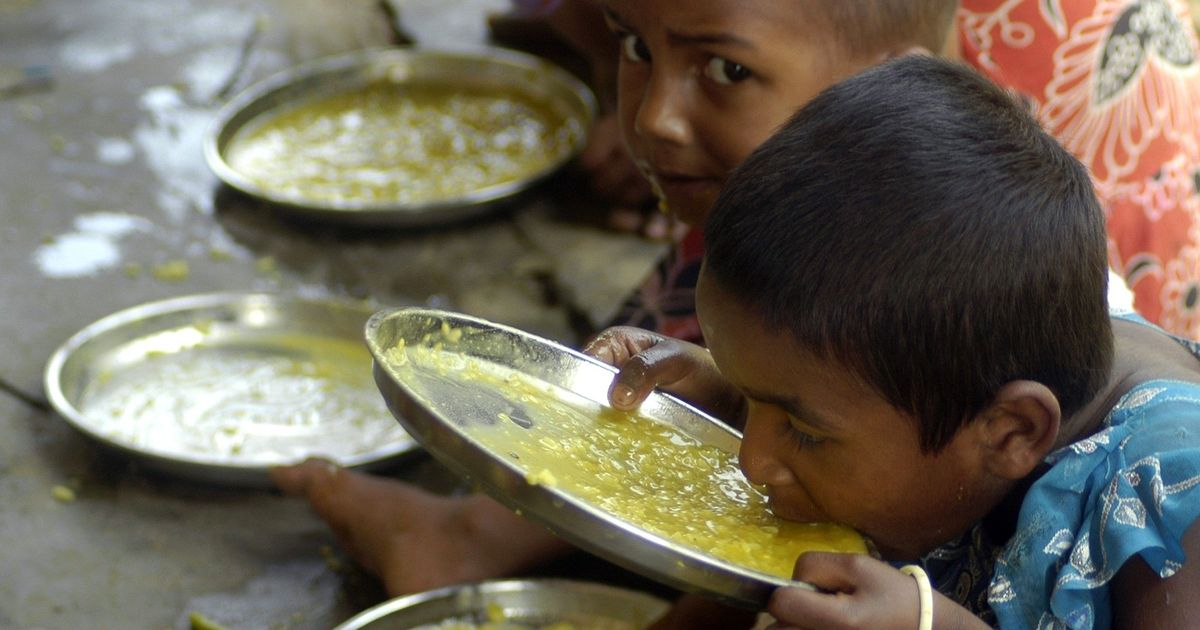 Odisha: At least 230 children fall ill allegedly because of midday meals at schools