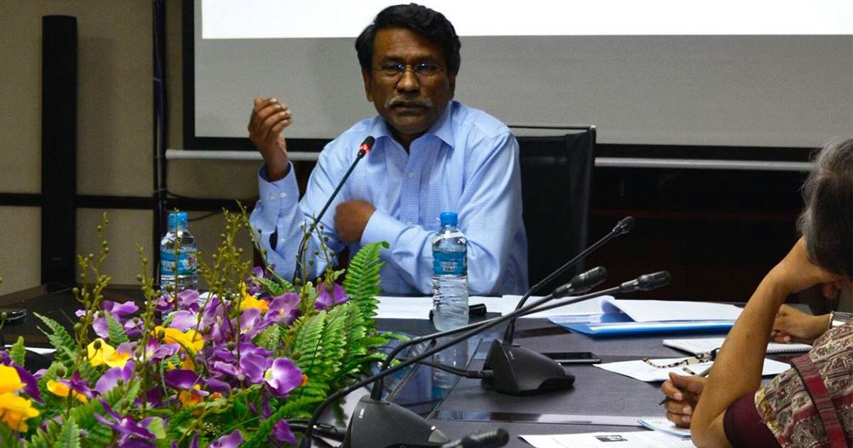Interview: At the time of need, India did not come forward to support Bangladesh on Rohingya issue