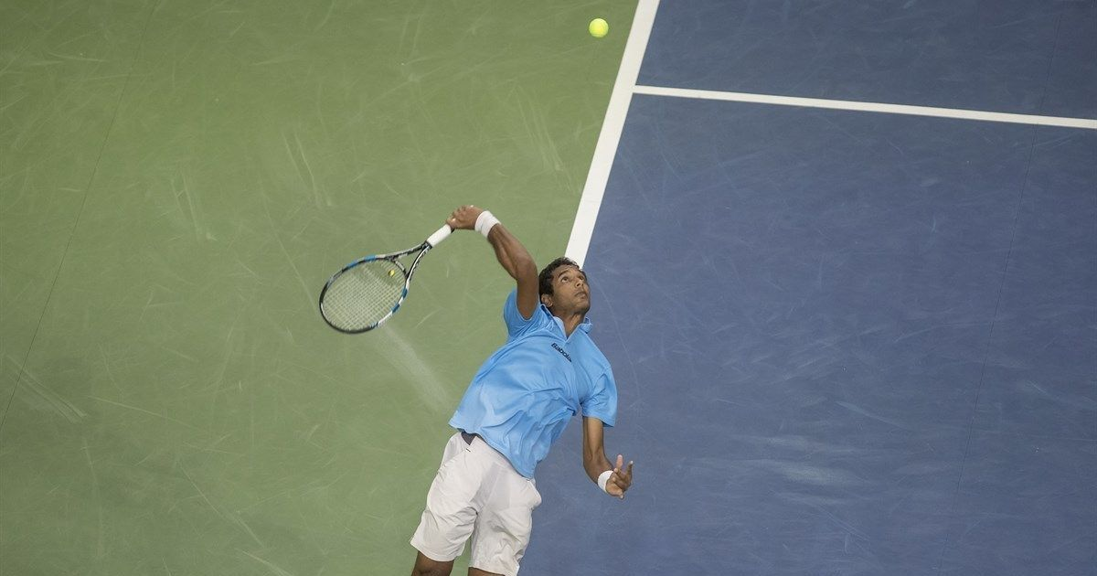 Davis Cup: All the key stats from day 1 of India's World Group Play-off tie against Canada