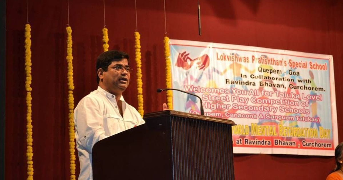 Goa's Opposition leader Chandrakant Kavlekar and his wife booked in disproportionate assets case