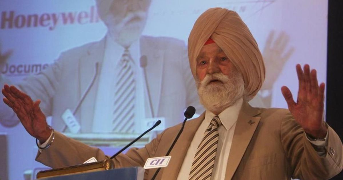 Marshal of the Indian Air Force Arjan Singh to be honoured with state funeral in Delhi tomorrow