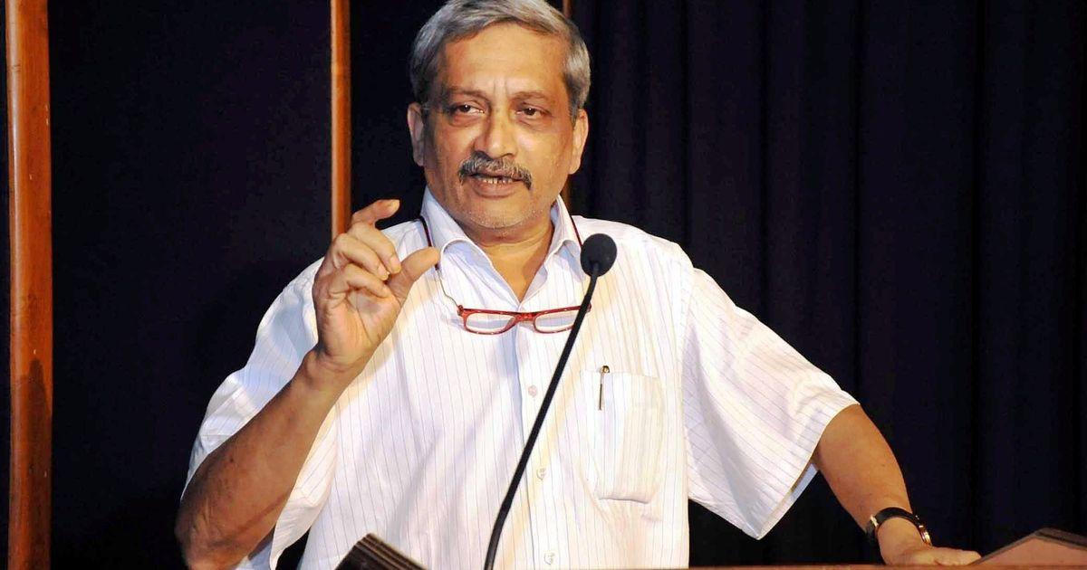 Goa to ban consumption of liquor in public places, says CM Manohar Parrikar