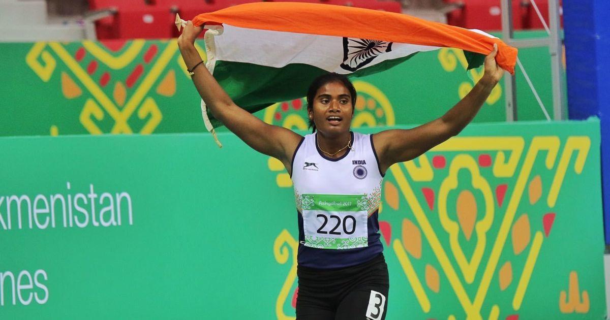 Up and running: India's Purnima Hembram wins pentathlon gold at Asian indoor meet