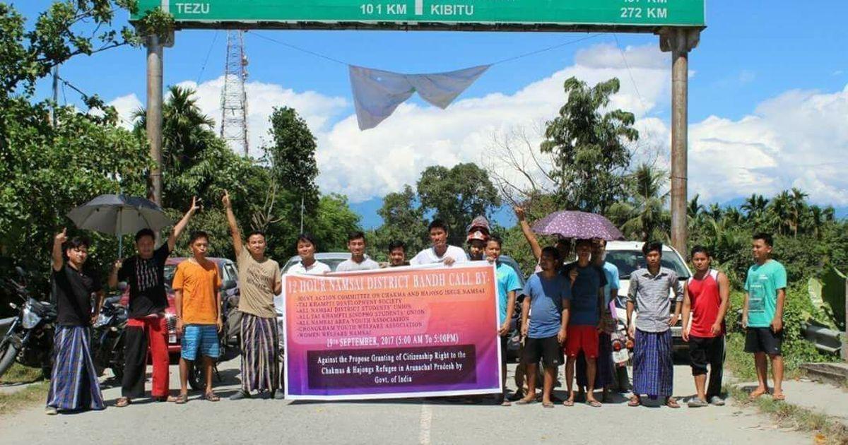 Citizenship to Chakma-Hajong refugees: Arunachal Pradesh ...