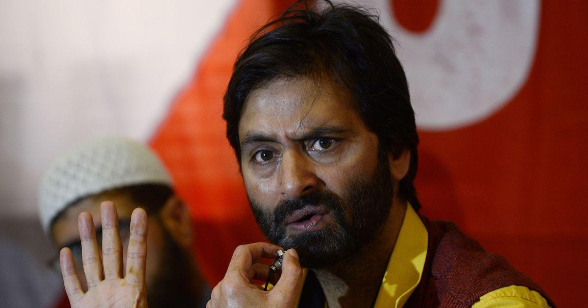 JKLF chief Yasin Malik demands justice for juveniles arrested in police officer lynching case