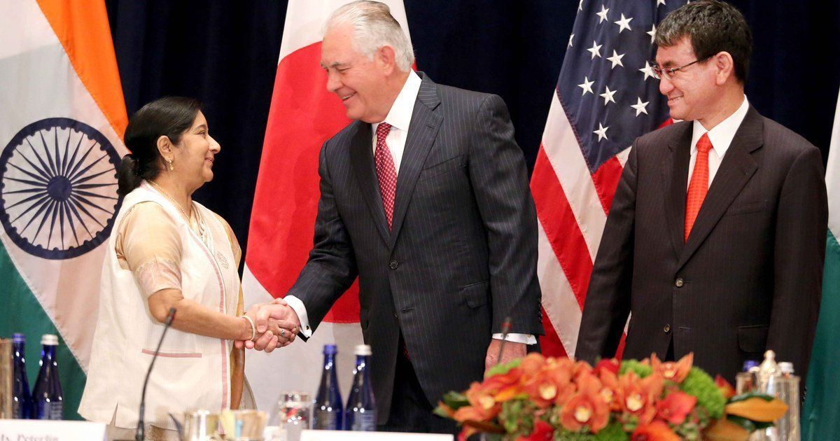 Respect territorial integrity while expanding connectivity: India, US and Japan post trilateral meet