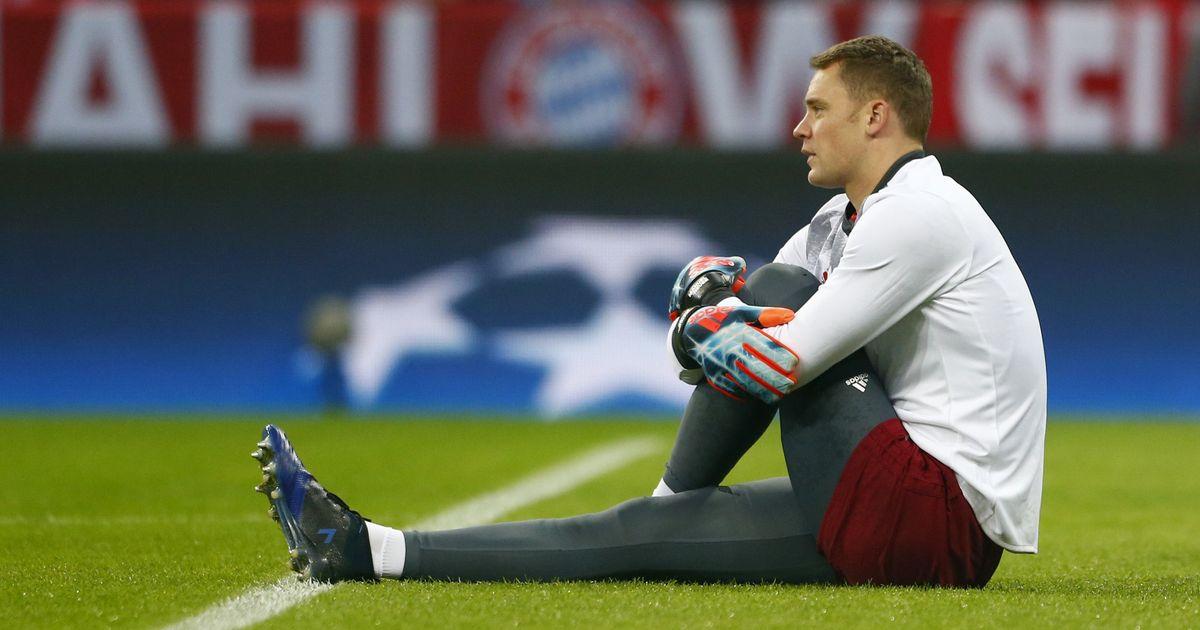 Bayern Munich goalkeeper Manuel Neuer out until January after foot surgery