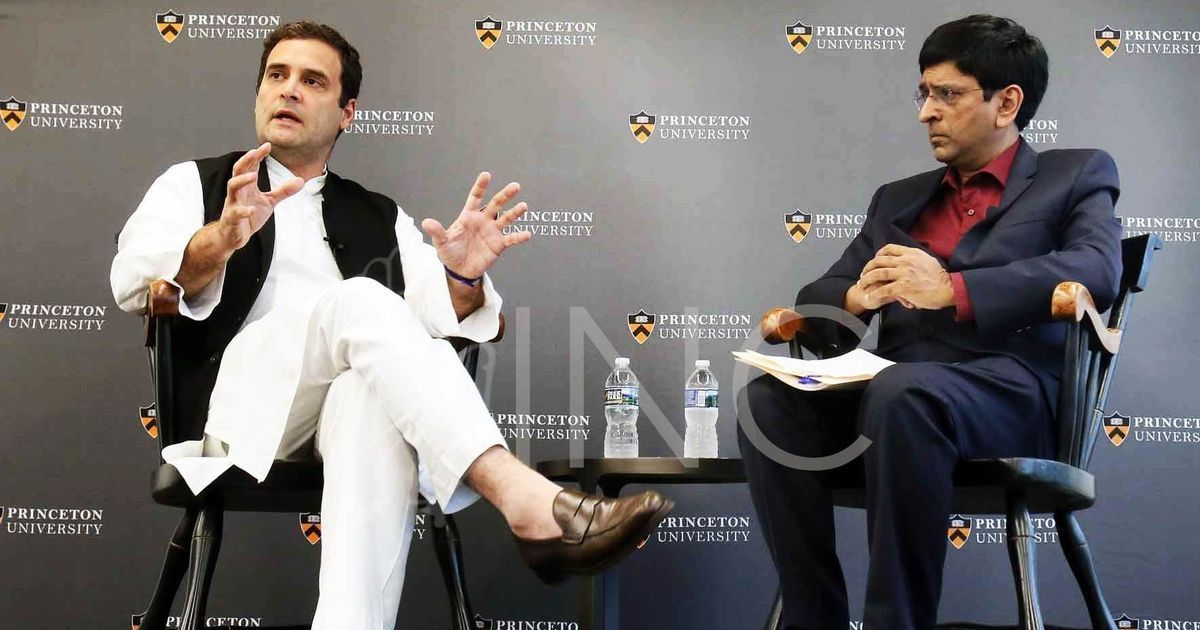 'Make in India' must target small industries, not big players, to create jobs, says Rahul Gandhi