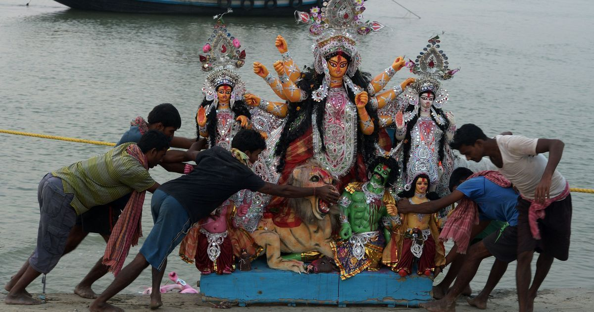 Durga idol immersions: Why can't communities celebrate festivals together, HC asks West Bengal