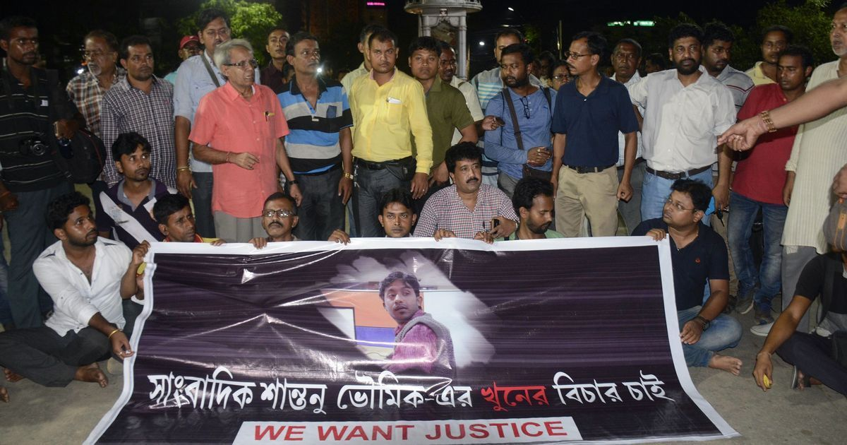 Why a tribal party blamed for the murder of a journalist in Tripura is gaining political relevance
