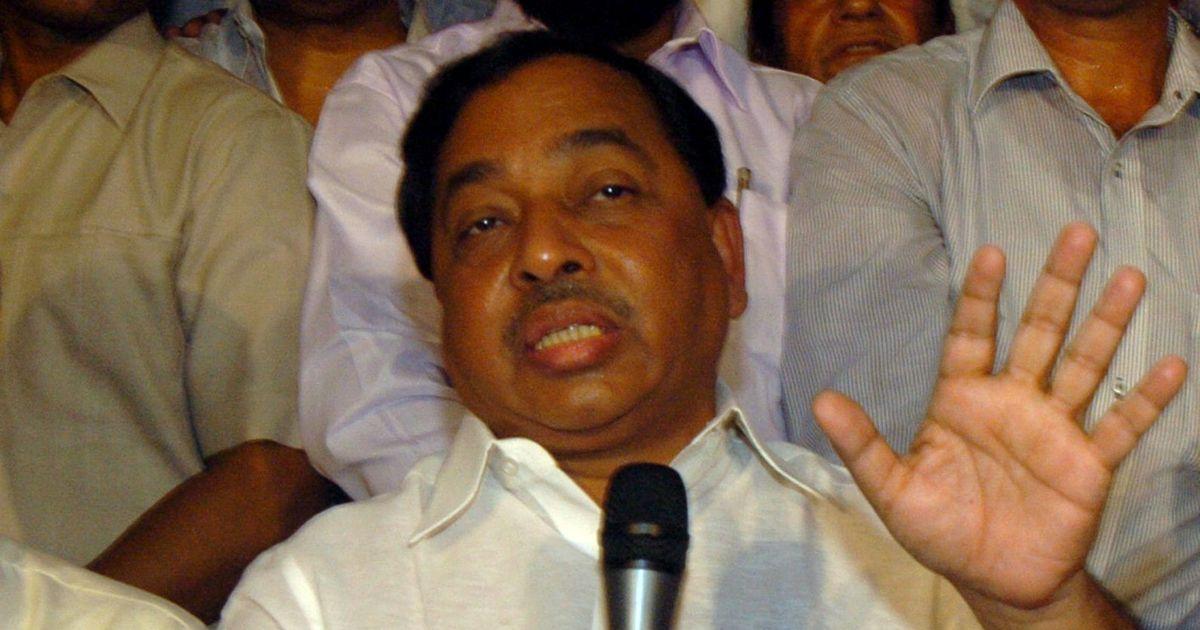Maharashtra Congress leader Narayan Rane quits party