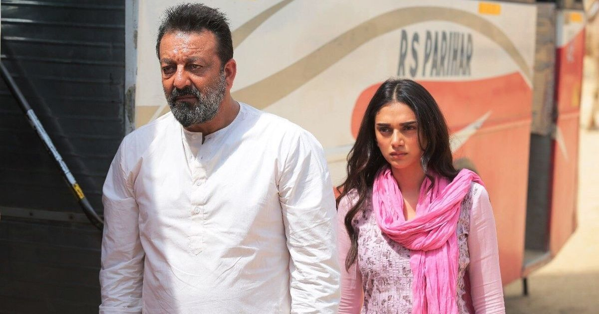 'Bhoomi' film review: Your regular rape-revenge drama – only much louder