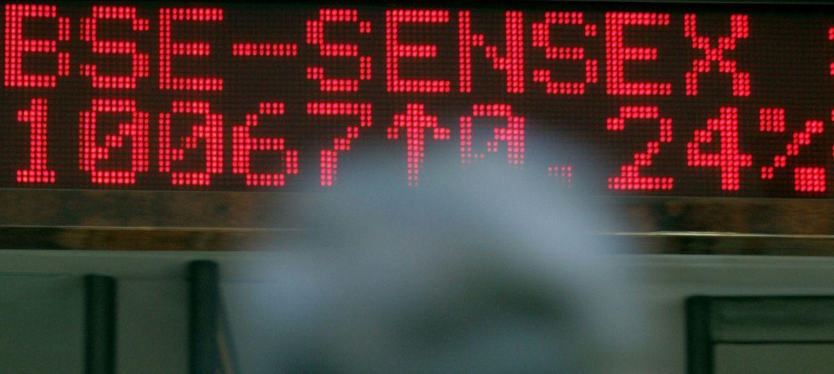Markets nosedive, rupee slides below 65 after fresh nuclear threat