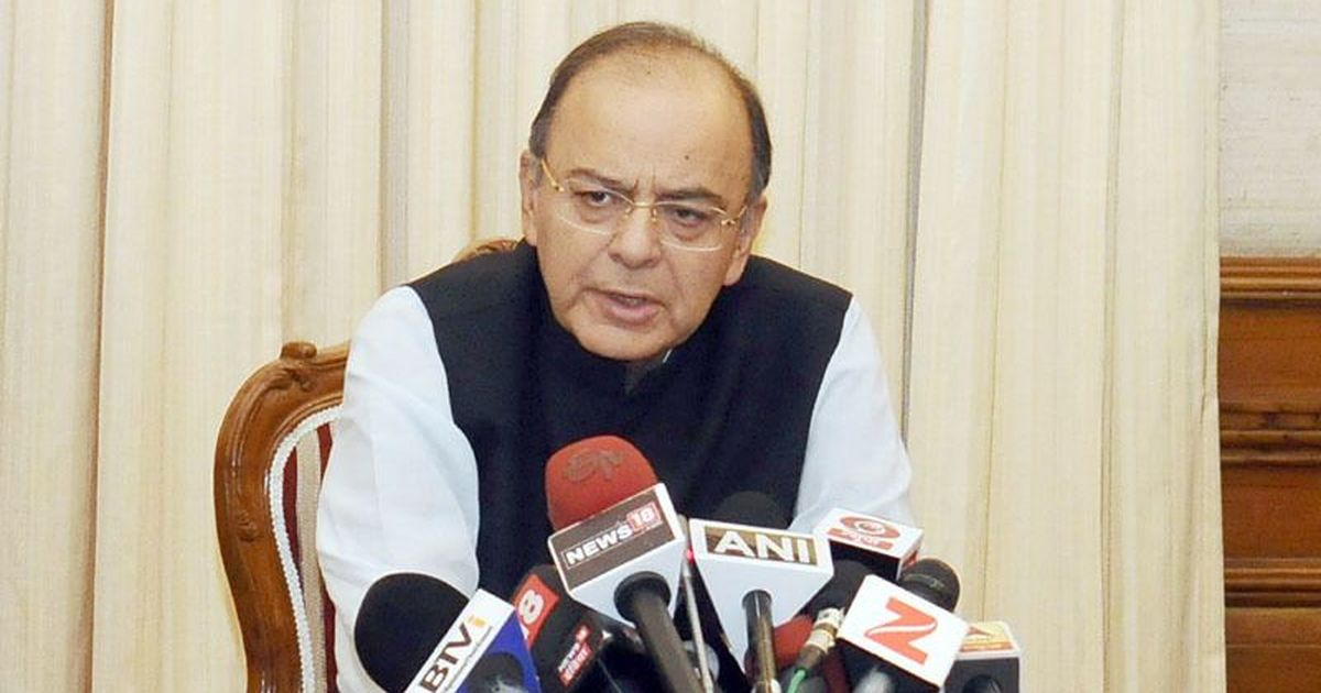 Government will provide stressed banks all the help they need, says Finance Minister Arun Jaitley