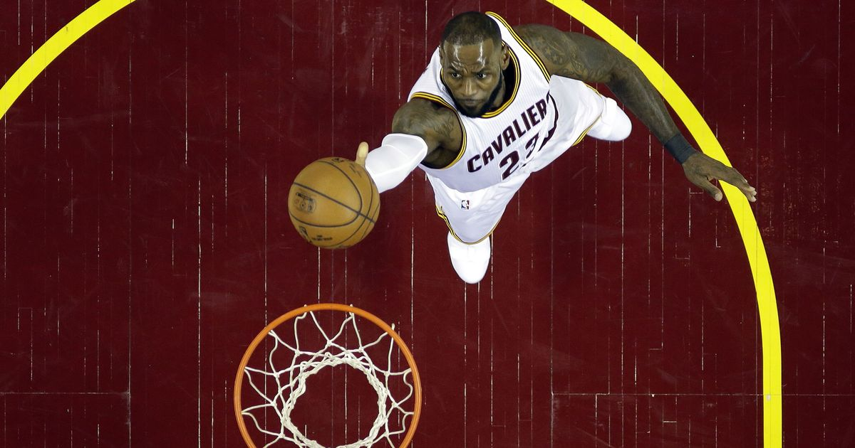 Could this NBA season signal the end of LeBron James's spectacular finals streak?