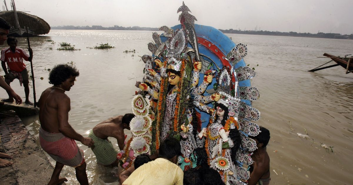 Mamata Banerjee asks Durga Puja organisers to seek permission for idol immersion on Muharram