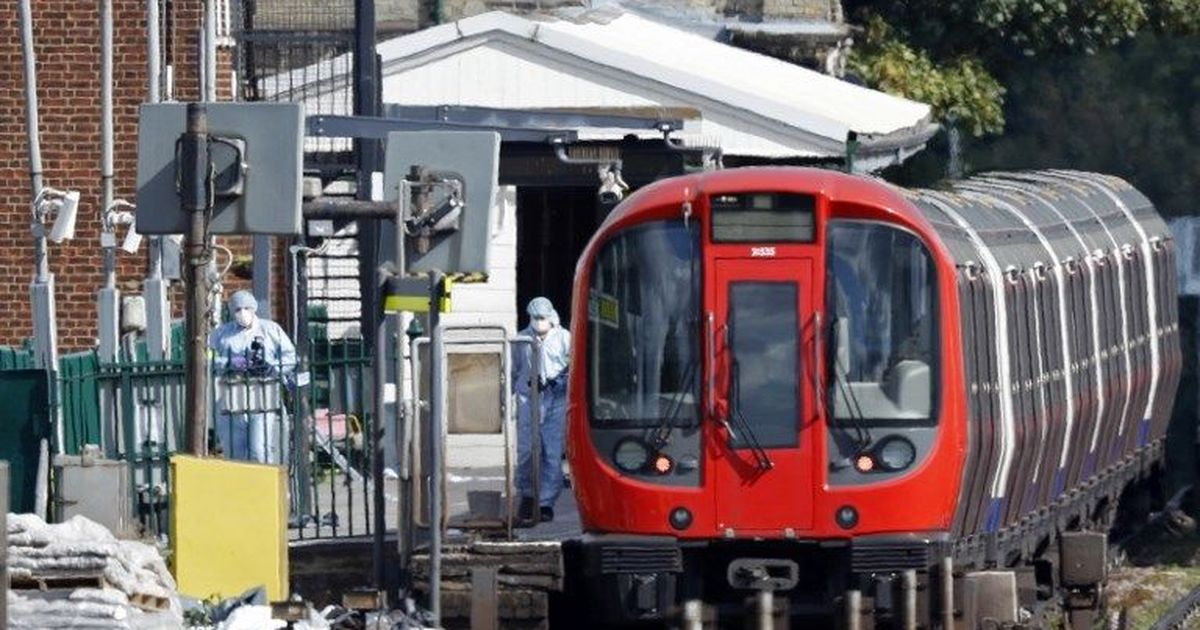 London: 18-year-old charged in connection with Parsons Green Tube explosion