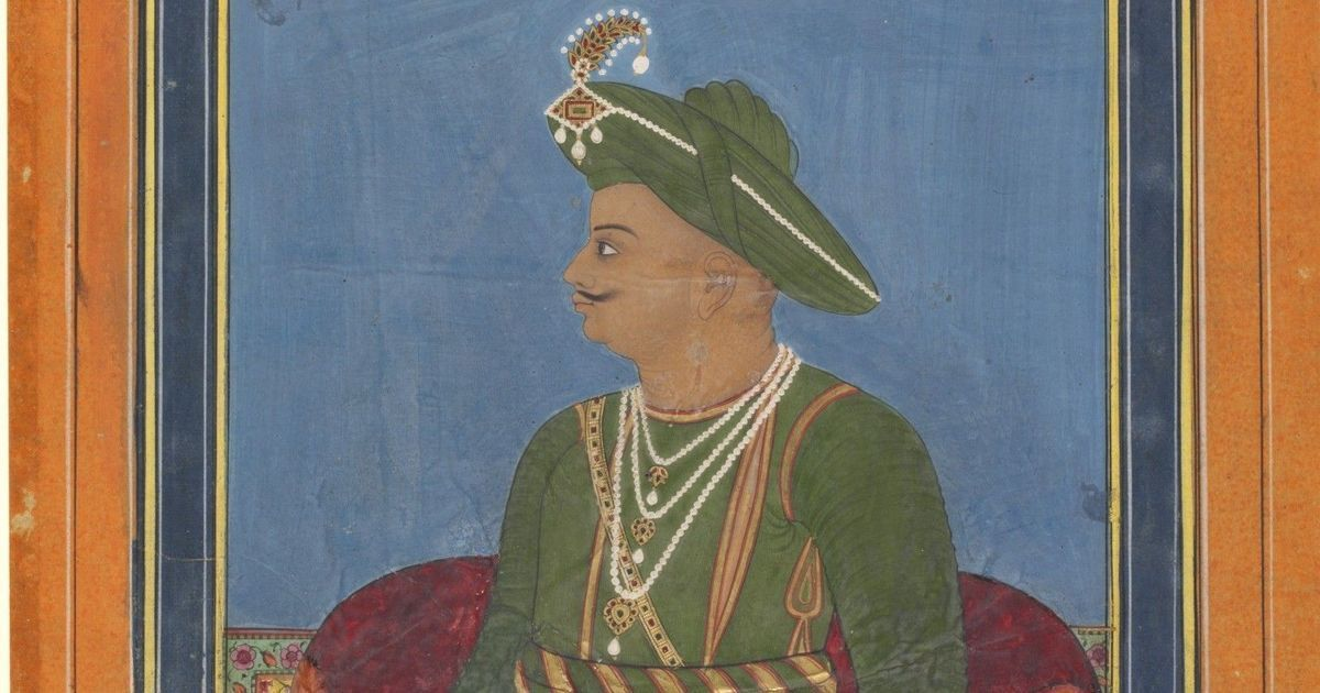 What Tipu Sultan's analysis of his own dreams tell us about the misunderstood ruler