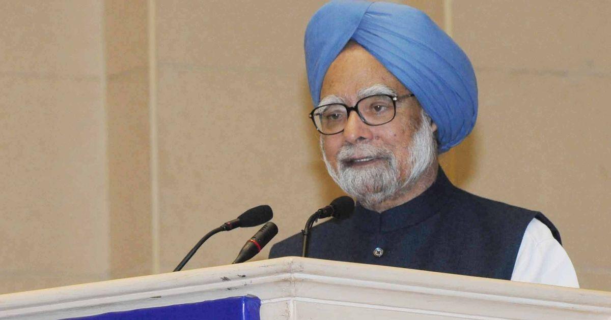 Demonetisation was an 'unnecessary adventure', says Manmohan Singh