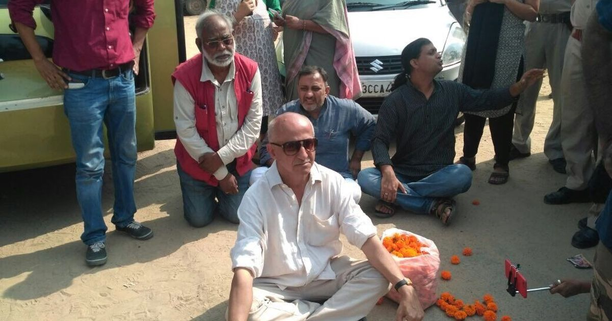 Activist Harsh Mander calls tax notice to his organisation 'act of state vengeance and intimidation'