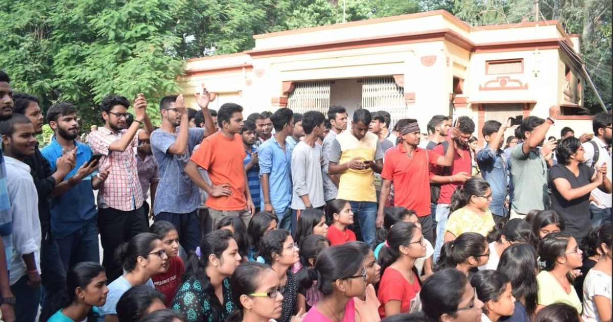 'BHU's failure to keep students safe is unforgivable': Hindi lecturer Ian Woolford on police action