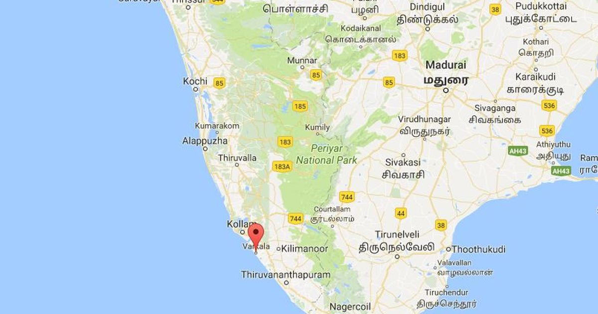 Kerala: Journalist hospitalised after being allegedly assaulted by policemen
