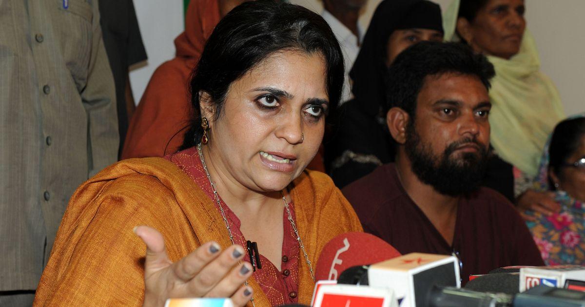Teesta Setalvad says she has been wrongfully detained over protests at Banaras Hindu University