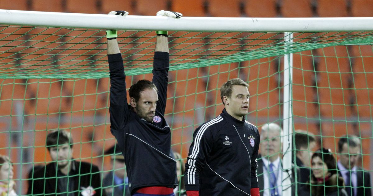After Neuer injury, Bayern Munich include retired goalkeeper Starke in Champions League squad