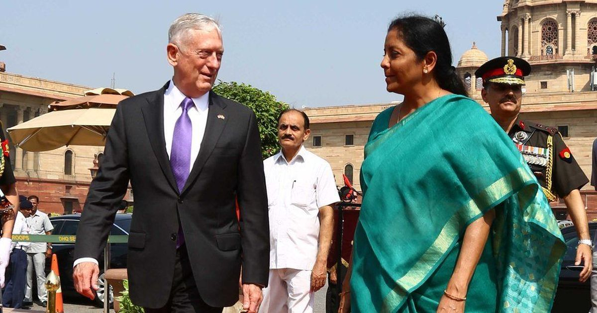 India will not deploy troops in Afghanistan, Defence Minister Nirmala Sitharaman tells US
