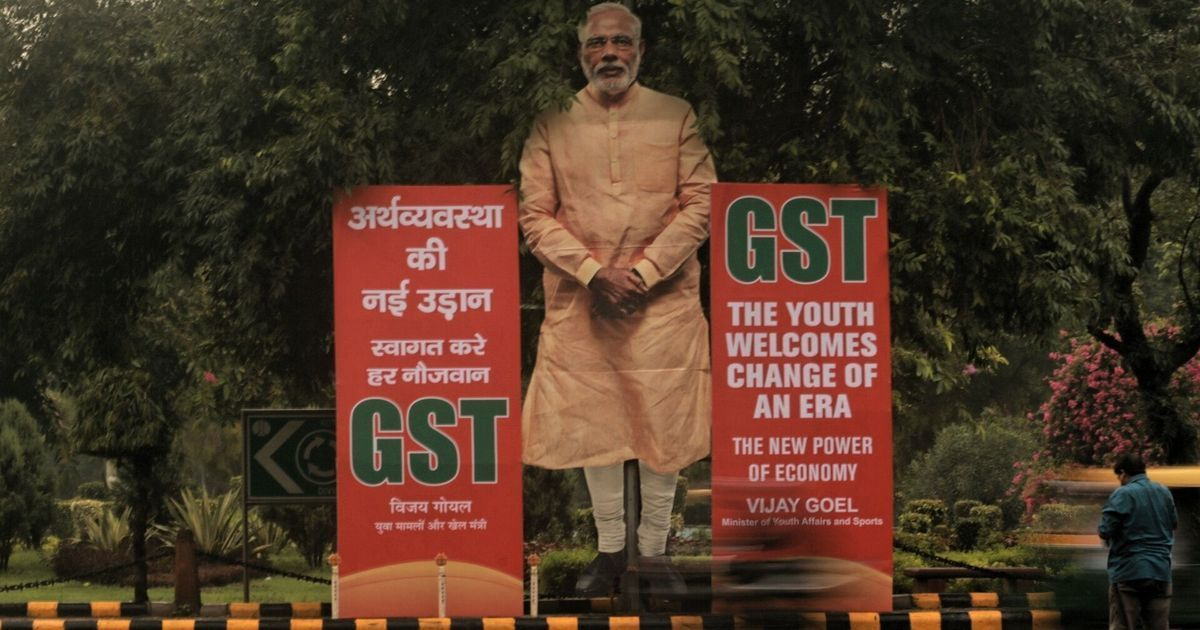 GST revenue collection for August drops to Rs 90,669 crore