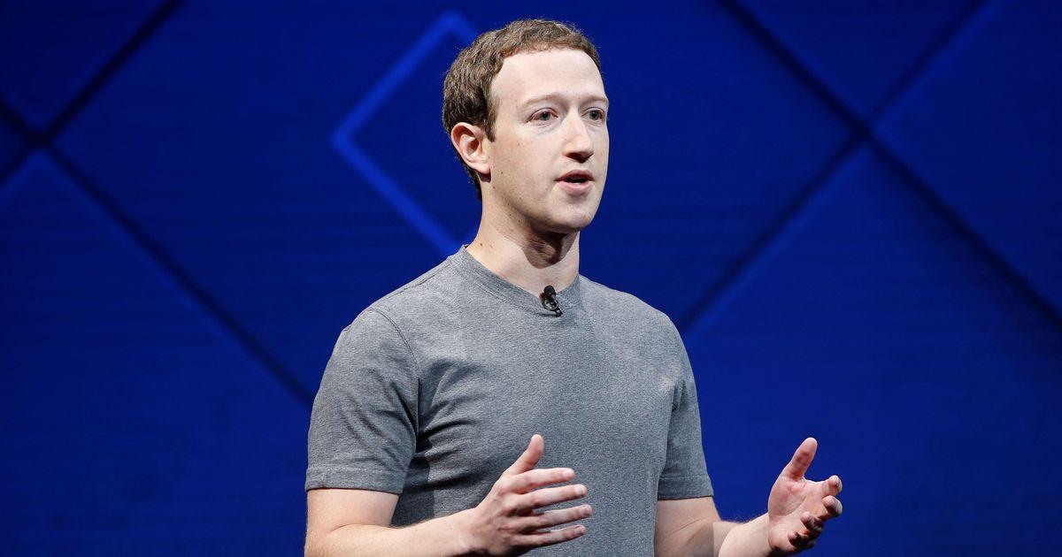 Mark Zuckerberg dismisses Donald Trump's claim that Facebook is against him