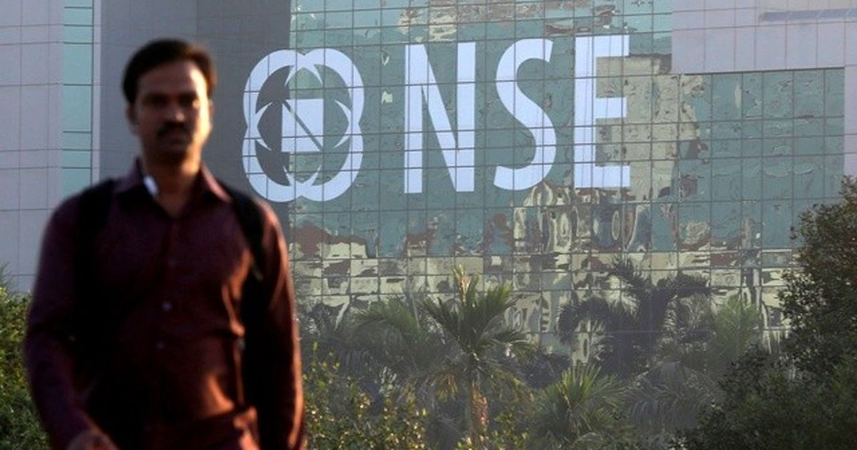 Sensex, Nifty make gains after seven sessions of decline, but rupee slides further